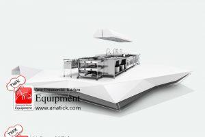 لیست تجهیزات آشپزخانه صنعتی-- 321