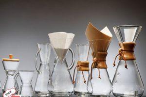 روش دم کردن قهوه با کِمِکس-- 387