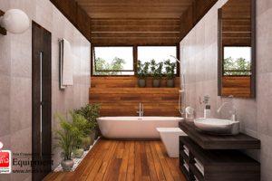 ده گام تا حمامی مجلل به سبک هتلهای لوکس-- 574