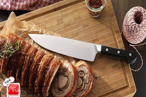 آشنایی با انواع چاقو های آشپزخانه پر کاربرد + فیلم-- 743